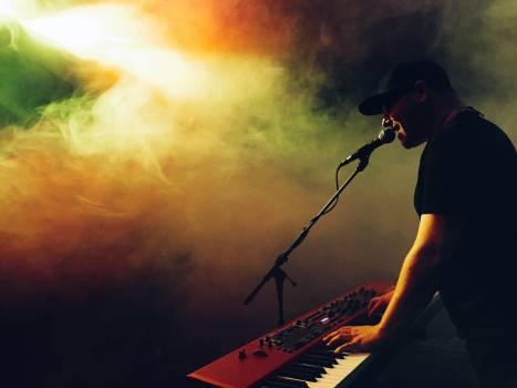 musician singing instrument #24313