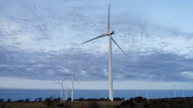 Turbine Electricity Wind #243170