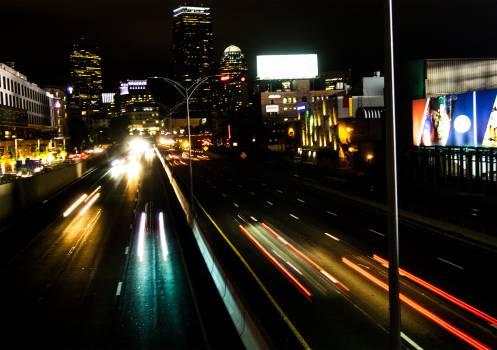 Road Highway Traffic Free Photo