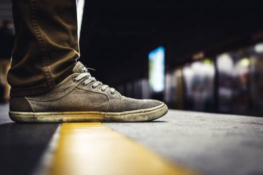 shoes sneakers lifestyle Free Photo