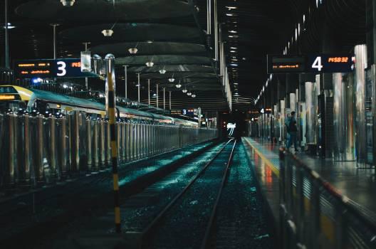 Station Transportation Train #243634