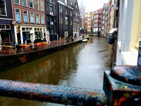 Boat Gondola Canal #243666