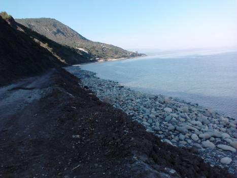 Shoreline Sea Ocean Free Photo