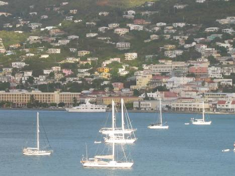 City Bay Ship Free Photo