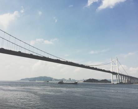 Pier Bridge Support #244842