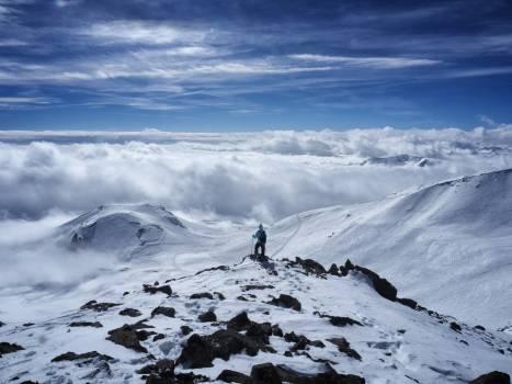 Snow Ice Mountain #245262