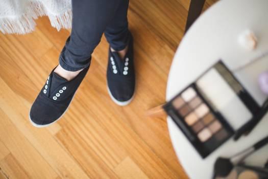 Footwear Shoe Person Free Photo