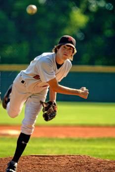 Ballplayer Player Athlete Free Photo