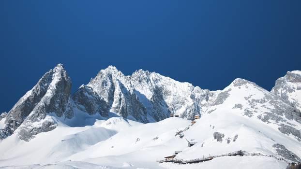 Glacier Mountain Snow #246161