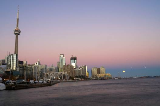 City Manhattan Skyline #246164