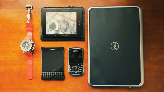 dell laptop blackberry #24623