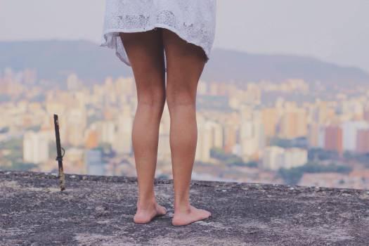 dress legs girl #24650