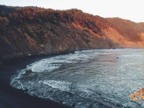 ocean sea beach Free Photo