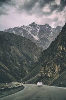 Mountain Valley Landscape #246599