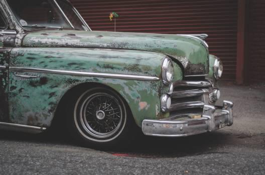 car vintage classic Free Photo
