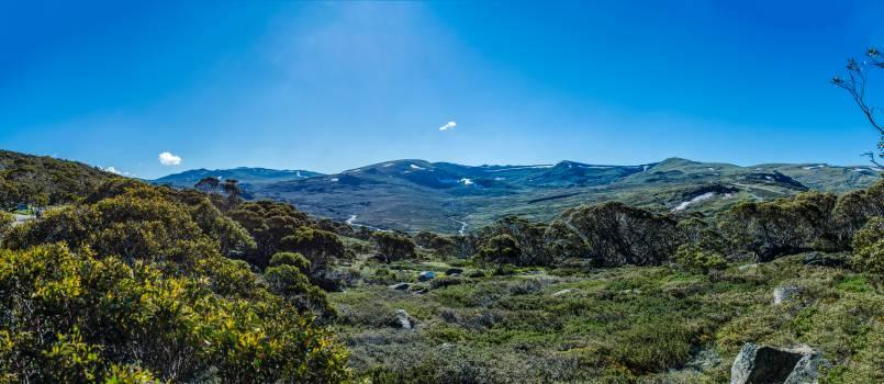 Mountain Landscape Valley #246932