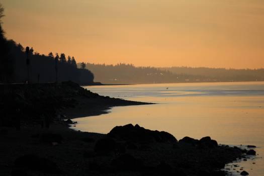 Shoreline Water Sky #246955