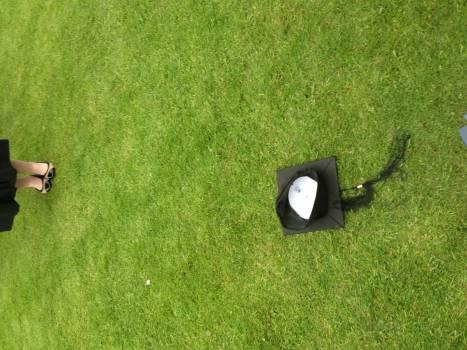 Driver Golf Ball Free Photo