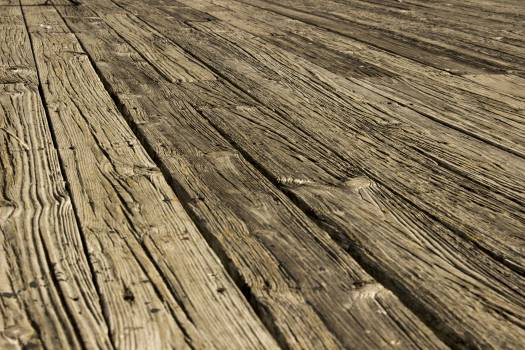 wood deck #24733