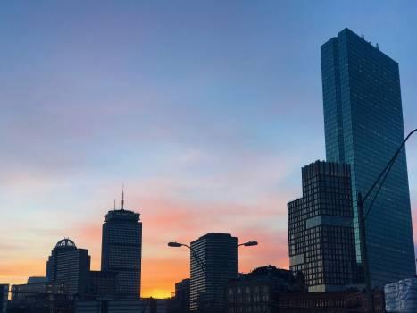 City Manhattan Skyline #247463