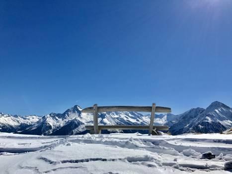 Snow Mountain Sky #247967