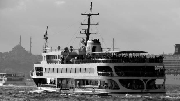 Vessel Ship Boat #248299