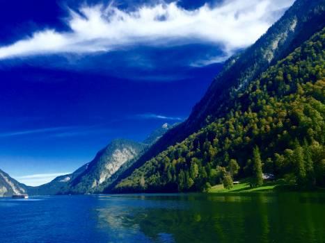 Landscape Water Sky #248344