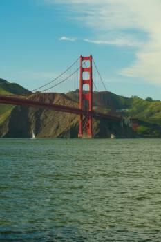 Bridge Structure Suspension bridge #248437