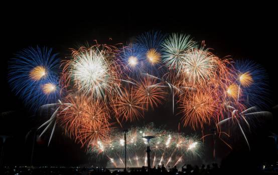 Firework Explosive July #248636
