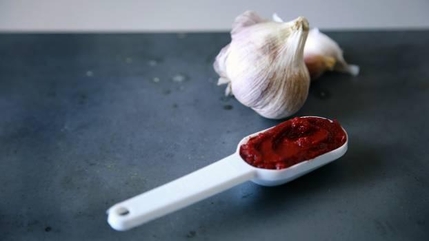Garlic Vegetable Food #248945