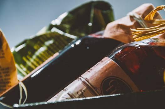 bottles basket #24903