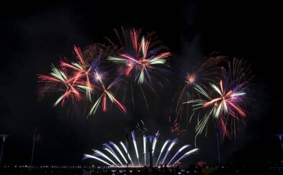 Firework July Night #249053