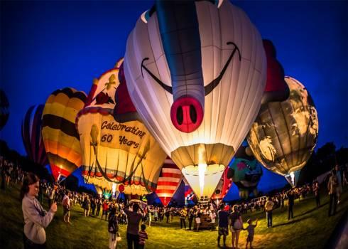 Aircraft Balloon Craft Free Photo