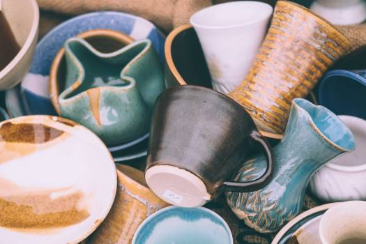cups mugs vases #24907