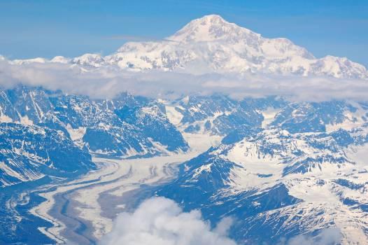 mountains peaks summit #24981