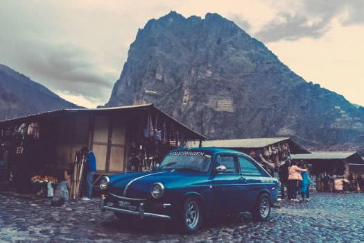 Volkswagen car vintage #24989