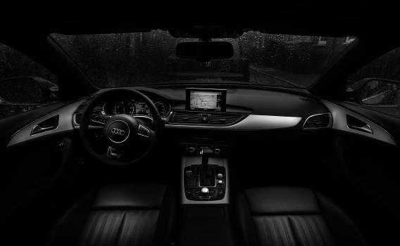 Audi car interior #25005