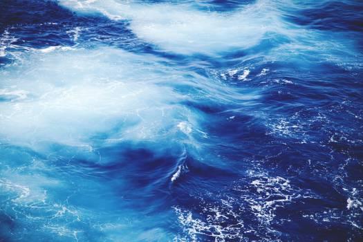 blue water ocean #25007