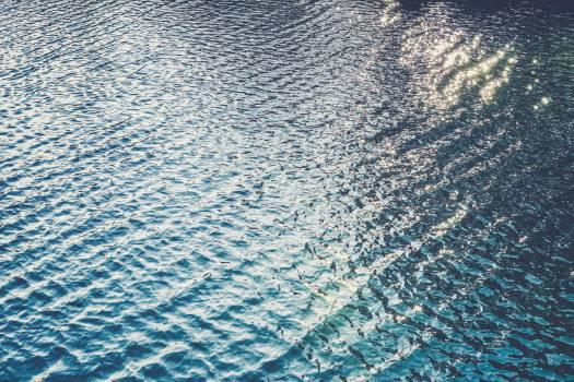 blue water ocean Free Photo