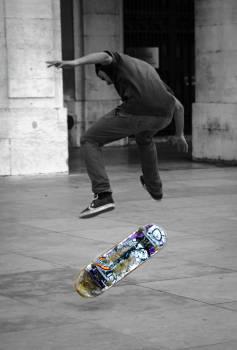 skateboard skater sports #25026