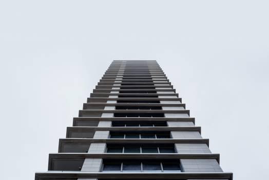 Stairs Architecture Skyscraper Free Photo