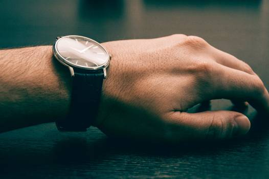 watch hands fashion #25043