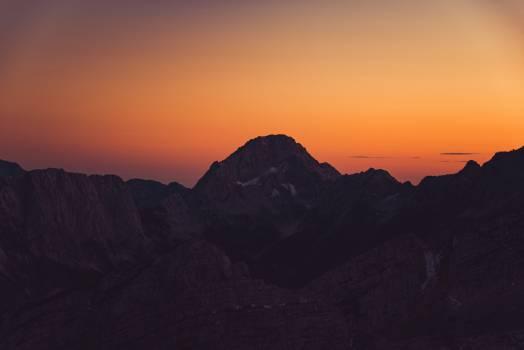 mountains peaks cliffs #25060