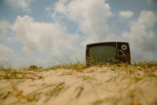 tv television vintage Free Photo