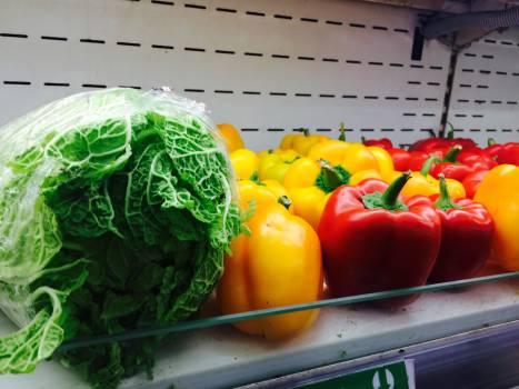 Pepper Vegetable Food Free Photo