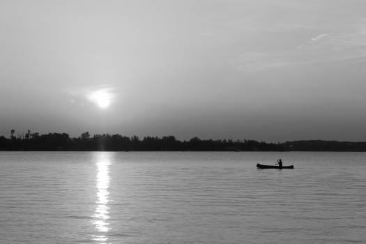 canoe lake water #25072