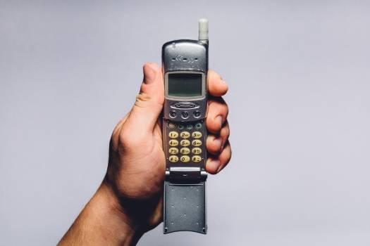 cell phone oldschool vintage Free Photo