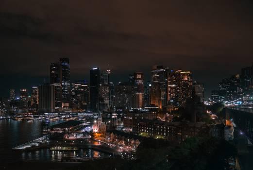 City Business district Manhattan #251144