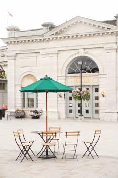 restaurant patio terrace #25145