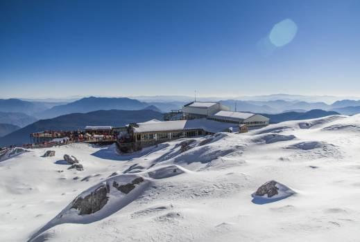 Landscape Snow Mountain #251460